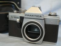 Praktica   Super TL1000 M42 SLR Camera Cased   £5.99